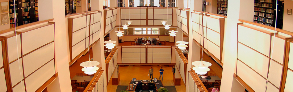 Baruch reserve study room